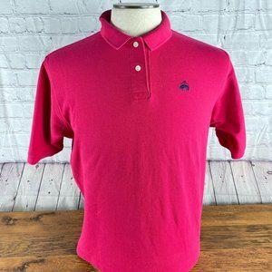Brooks Brothers Polo Shirt Golden Fleece Size L